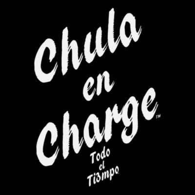 CHULA EN CHARGE - PREMIUM LADIES S/S TEE - BLACK Design